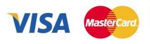 logo visa master card